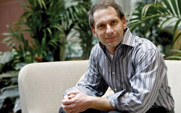 Richard Resnick: Bem-vindo à revolução genômica