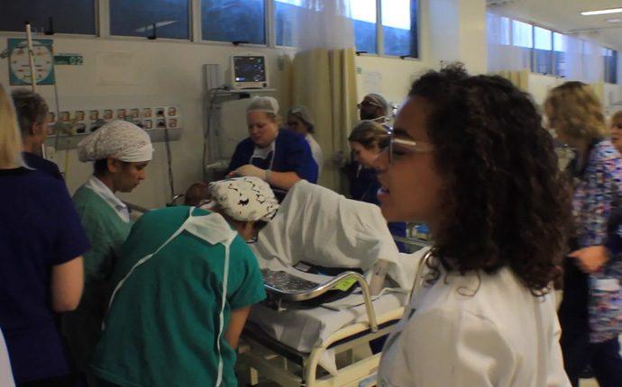 Pacientes do Cabo festejam recuperação após cirurgias feitas por ONG americana